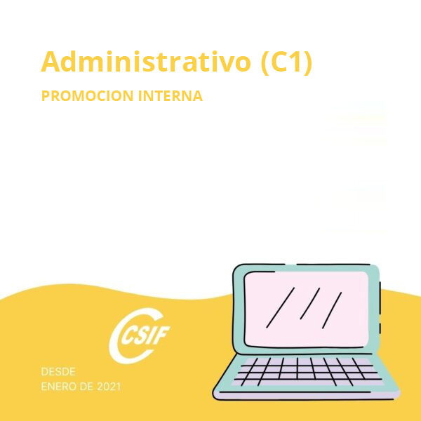 Promoción Interna Administrativo (C1)